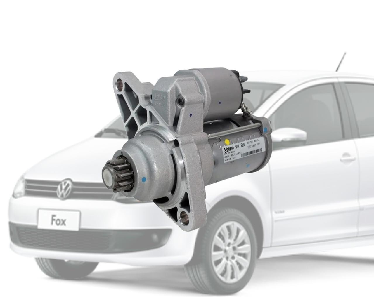 MOTOR DE PARTIDA VW GOL FOX 11 DENTES VALEO