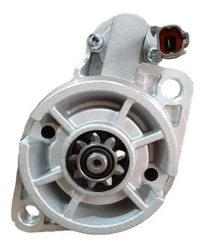 Motor Partida Empilhadeira Still Xl25 Motor Nissan K25