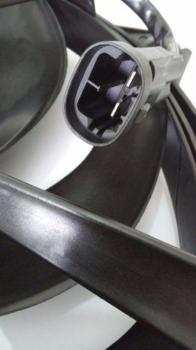 Motor Ventoinha Radiador 307 2007 Em Diante 9 Pás