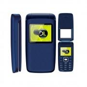 Celular Flip DL YC335 Dual Chip Câmera FM Bateria Longa Duração