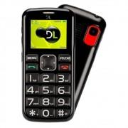 Celular Idoso DL Yc110 Botão Sos Bateria Longa Duração