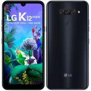 Smartphone LG K12 Prime Preto 64GB Preto 4G Octa 3GB Ram