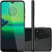 Smartphone Motorola Moto G8 Play Tela 6,2 32gb Câmera Tripla Preto