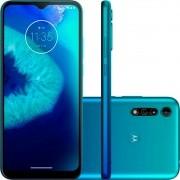 Smartphone Motorola Moto G8 Power Lite 6,5 64gb 4gb Ram 5000mah Aqua
