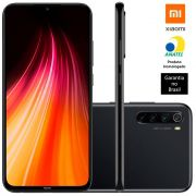 Smartphone Xiaomi Redmi Note 8, 128gb, 48mp, Tela 6.3´ Preto