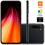 Smartphone Xiaomi Redmi Note 8, 64gb, 48mp, Tela 6.3´ Preto