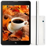 Tablet DL Horizon Lite Branco Tela 7.85 3g E Wi-fi 8gb