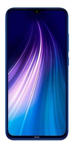 Smartphone Xiaomi Redmi Note 8, 64gb, 48mp, Tela 6.3´ Azul