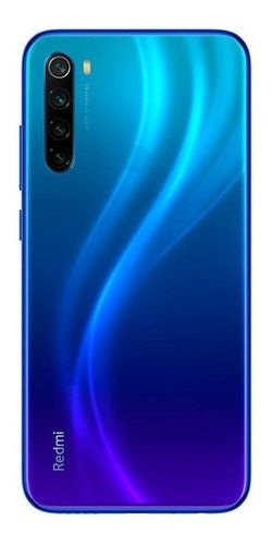 Smartphone Xiaomi Redmi Note 8, 64gb, 48mp, Tela 6.3´ Azul