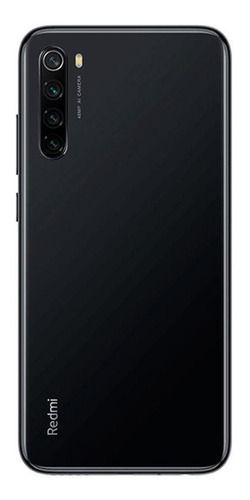 Smartphone Xiaomi Redmi Note 8, 64gb, 48mp, Tela 6.3´ Preto