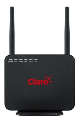 Modem Zte Mf25a 3g Wifi Claro Bloqueado