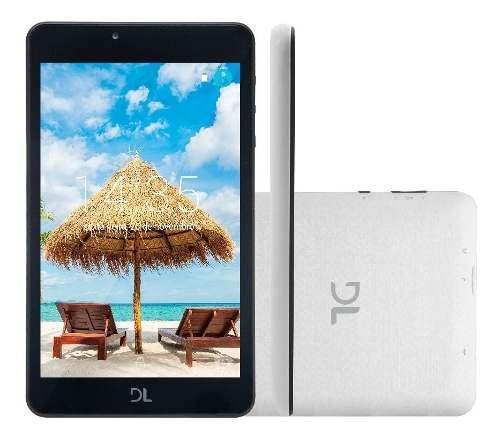 Tablet DL Creative Tab 7'' Wifi 8gb Quadcore 1.3ghz