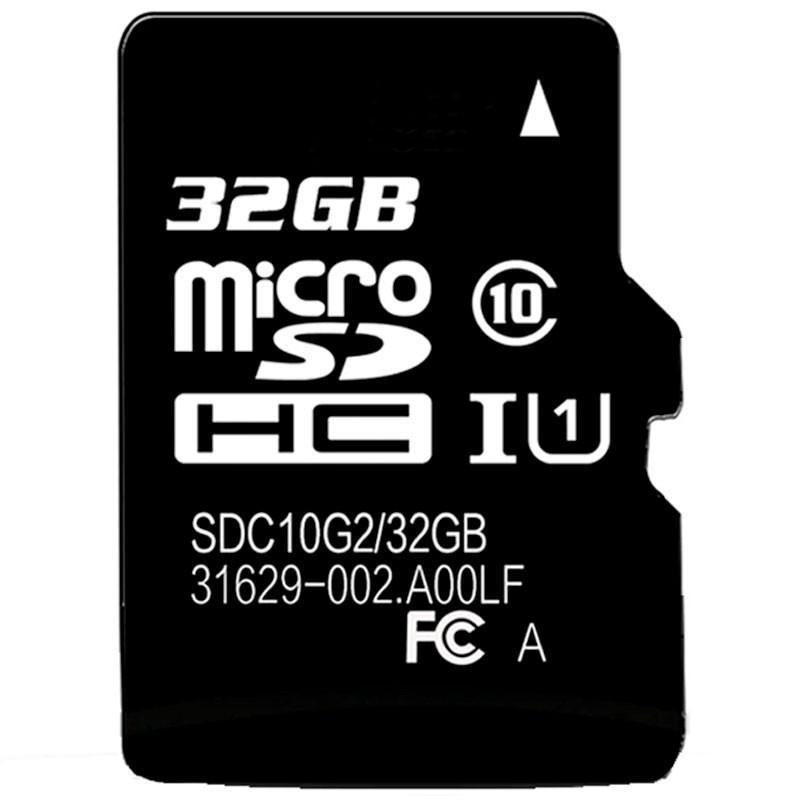 Cartão de Memória 32GB Micro SD HC Classe 10