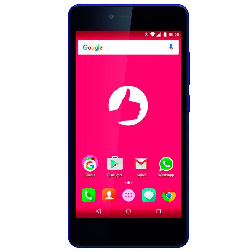 Celular Positivo Twist M S520m 4g 2chip Android 6 8gb Tela5