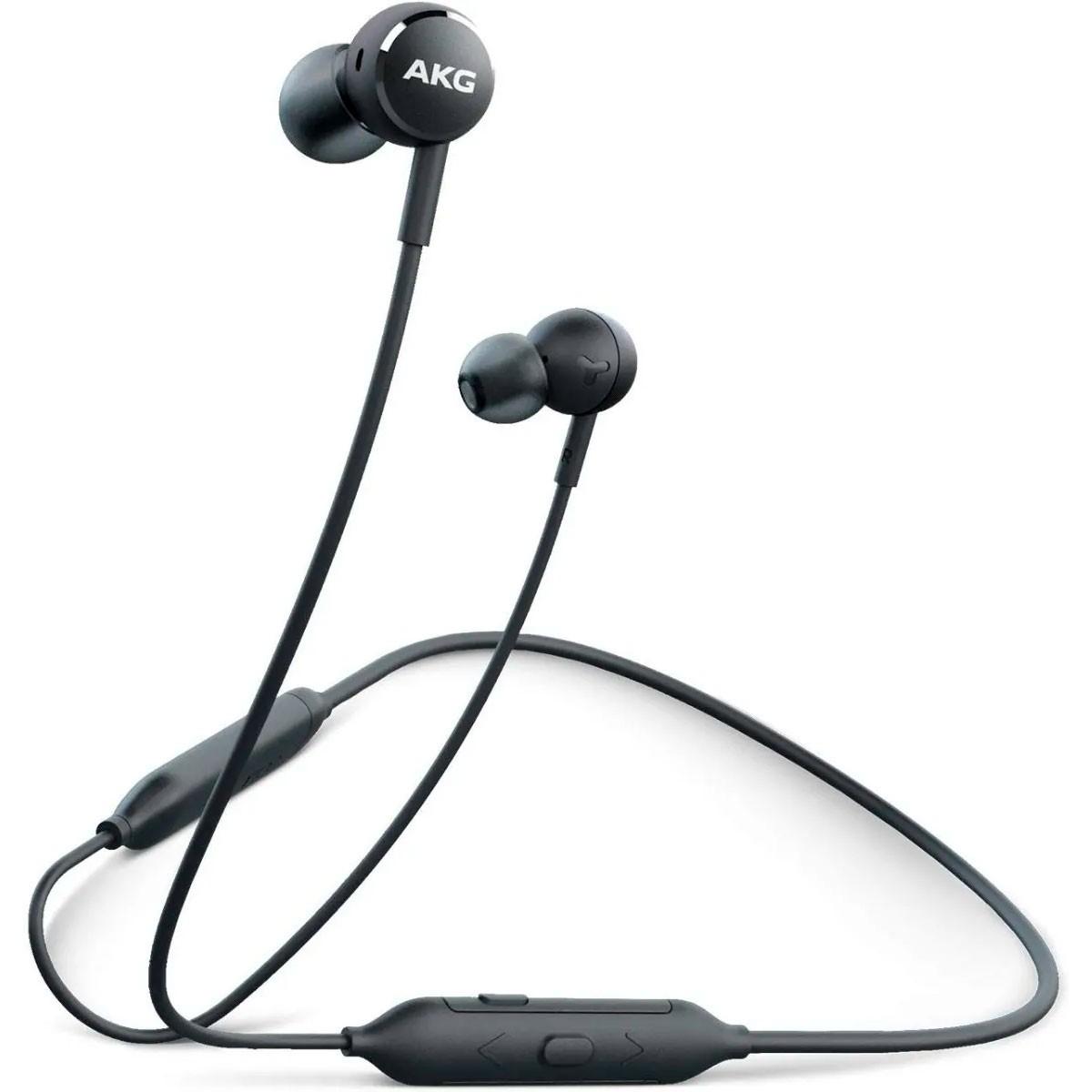 Fone Estéreo Samsung Y100 In Ear Akg Bluetooth Preto Original