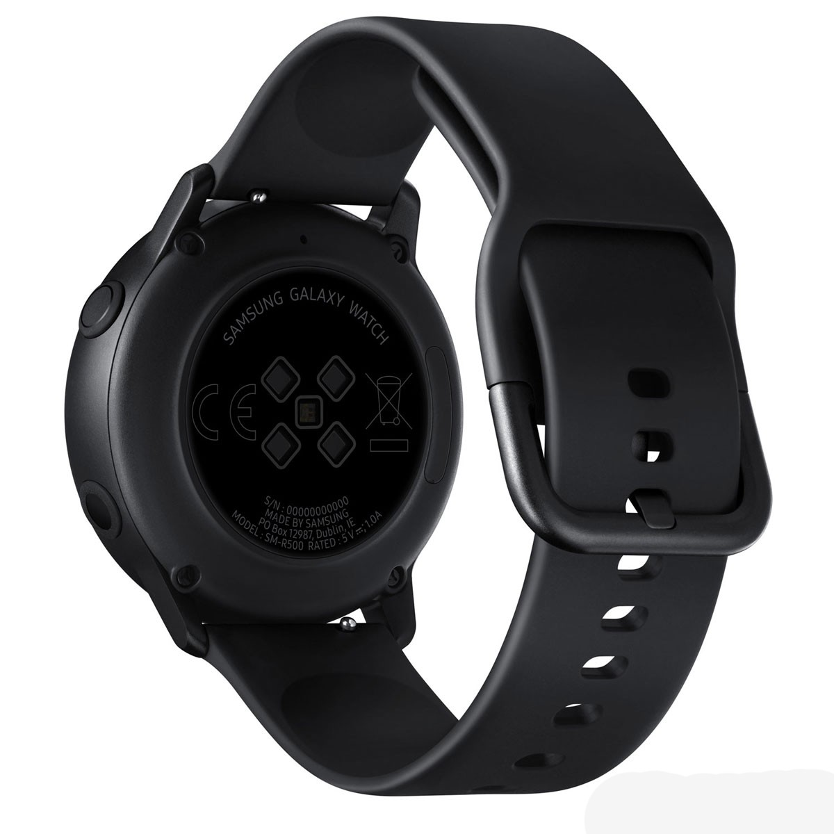 Galaxy Watch Samsung Active Preto