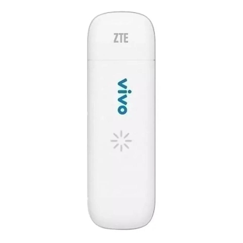 Mini Modem ZTE 4g Usb MF823L Antena Rural Desbloqueado