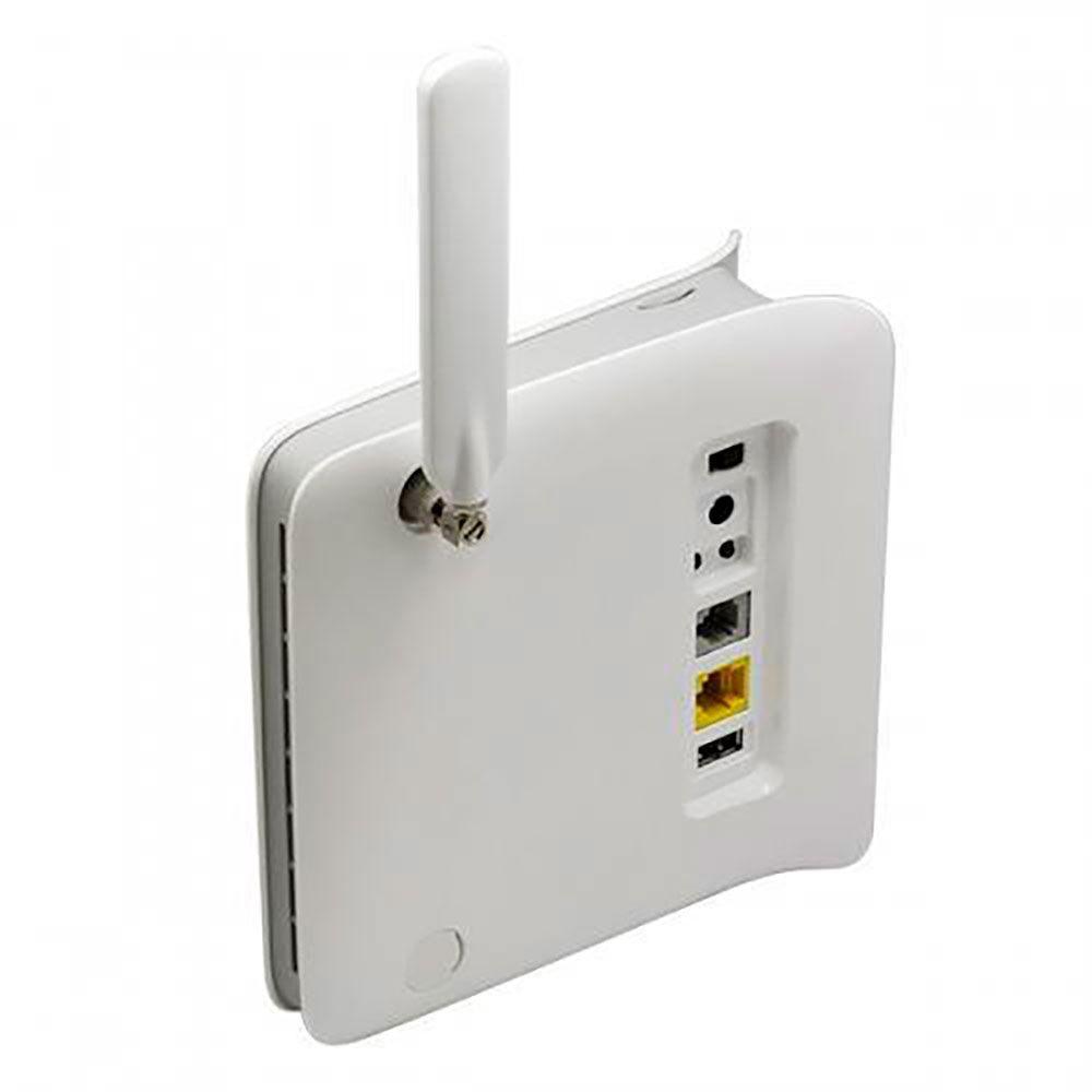 Modem Roteador Wifi Zte Mf253v Branco 4g Tim Desbloqueado