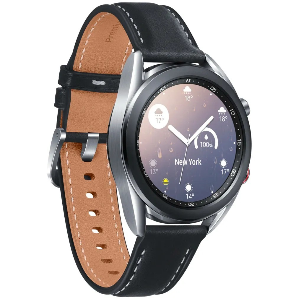 Samsung Galaxy Watch 3 LTE 41mm Prata Original