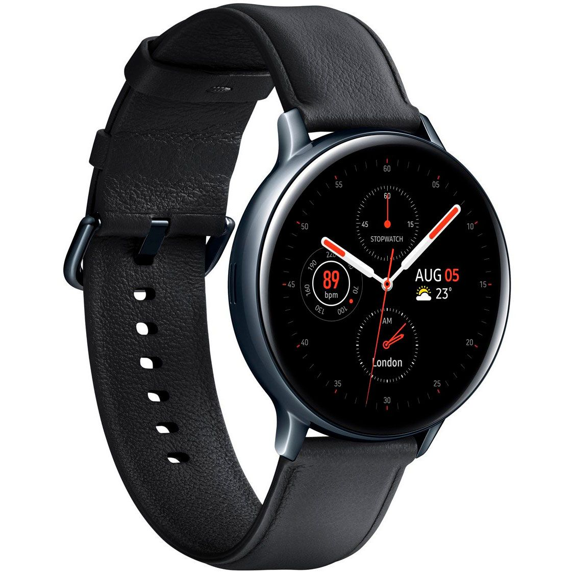 Samsung Galaxy Watch Active2 LTE 44mm Preto Original