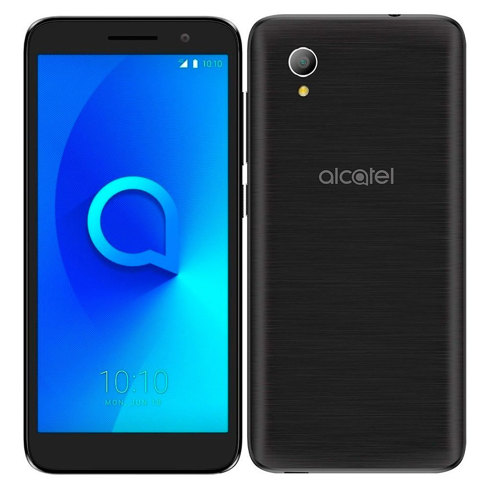Smartphone Alcatel 1 Tela 5'' 4g 8gb Quadcore 8mp + 5mp
