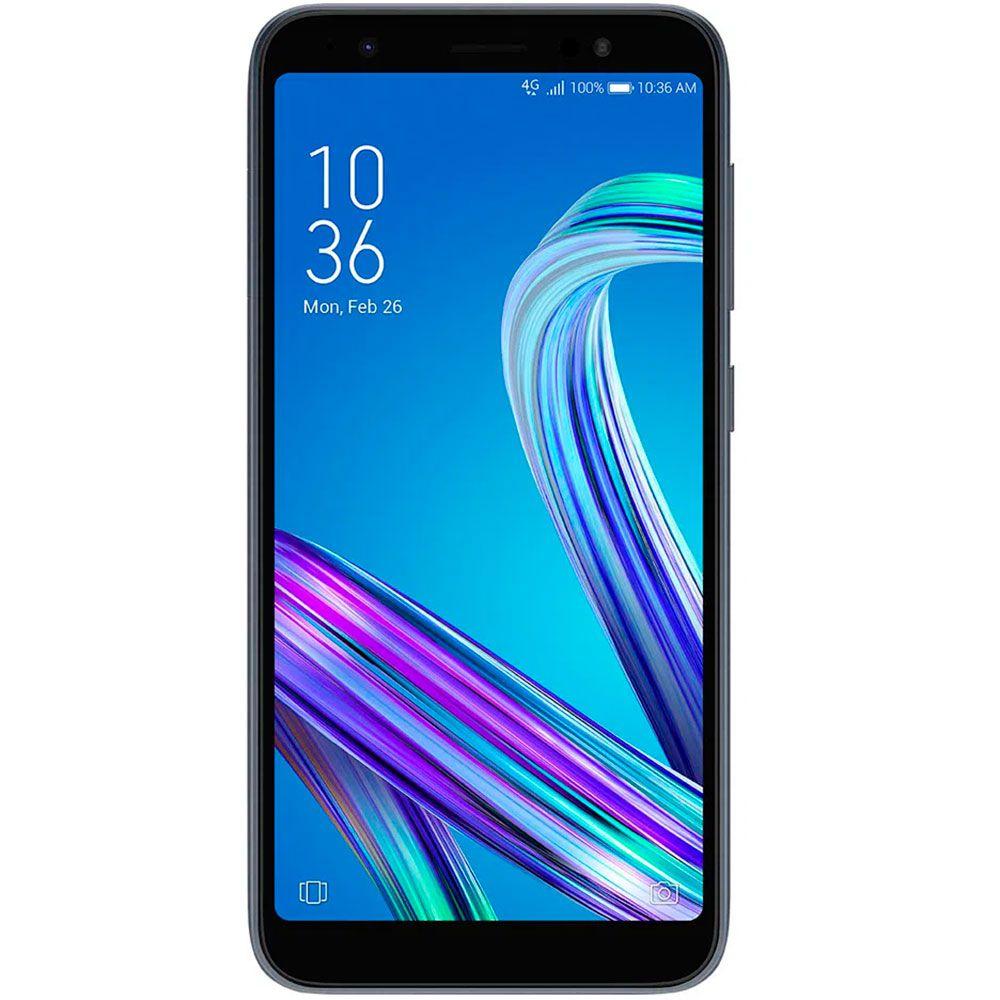 Smartphone Asus Zenfone Live L2 Preto 32gb 2gb Ram Tela 5.5