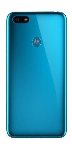 Smartphone Motorola Moto E6 Play Tela 5,5'' 32gb 2gb Ram Azul