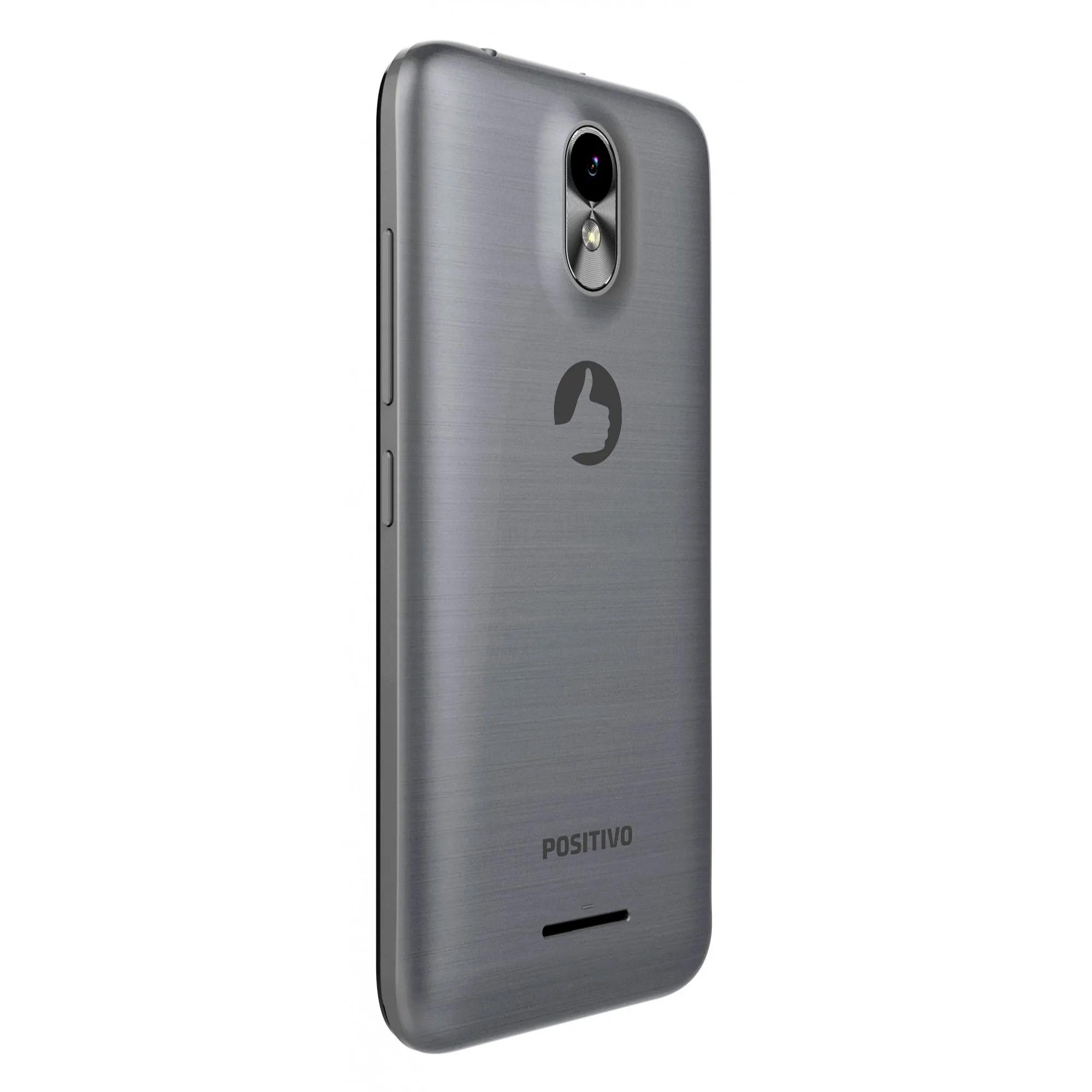 Smartphone Positivo Twist 3 Mini S431b 16gb Grafite