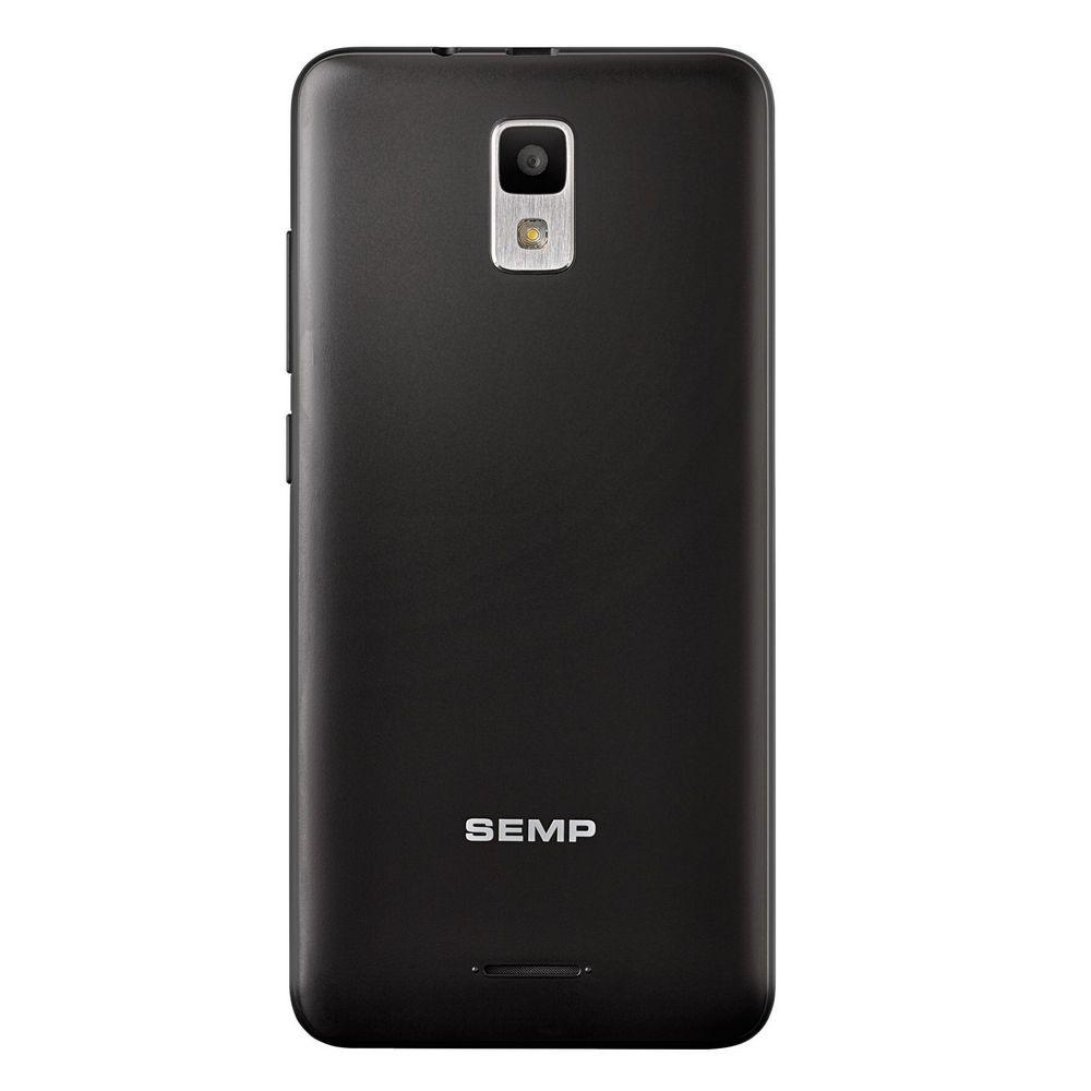 Smartphone Semp Go 3e Preto 5'' 24gb (8gb+16gb Cartão Sd)