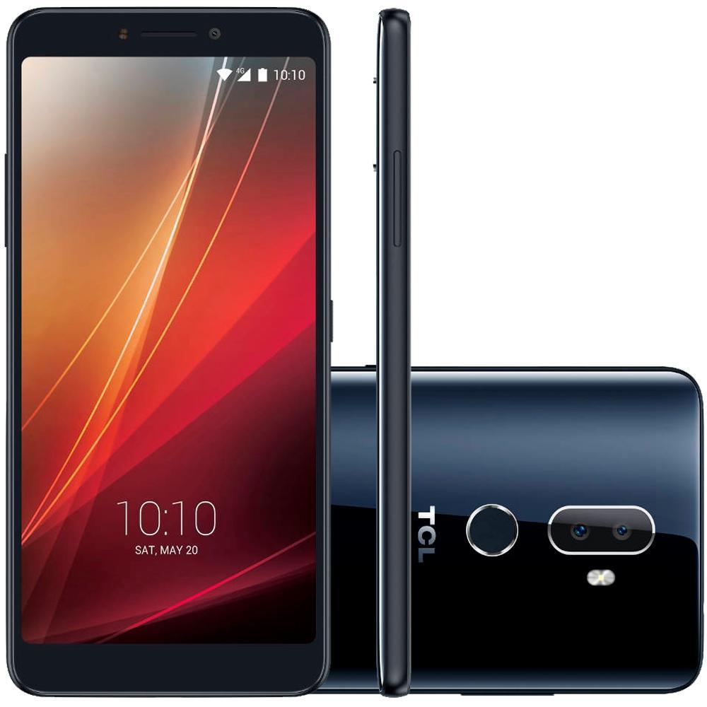 Smartphone Tcl C9 Preto 6'' 32gb 2gb Ram 4g