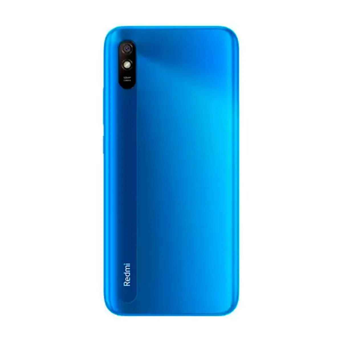 Smartphone Xiaomi Redmi 9a 32gb 2gb Ram 4 Câmeras Azul