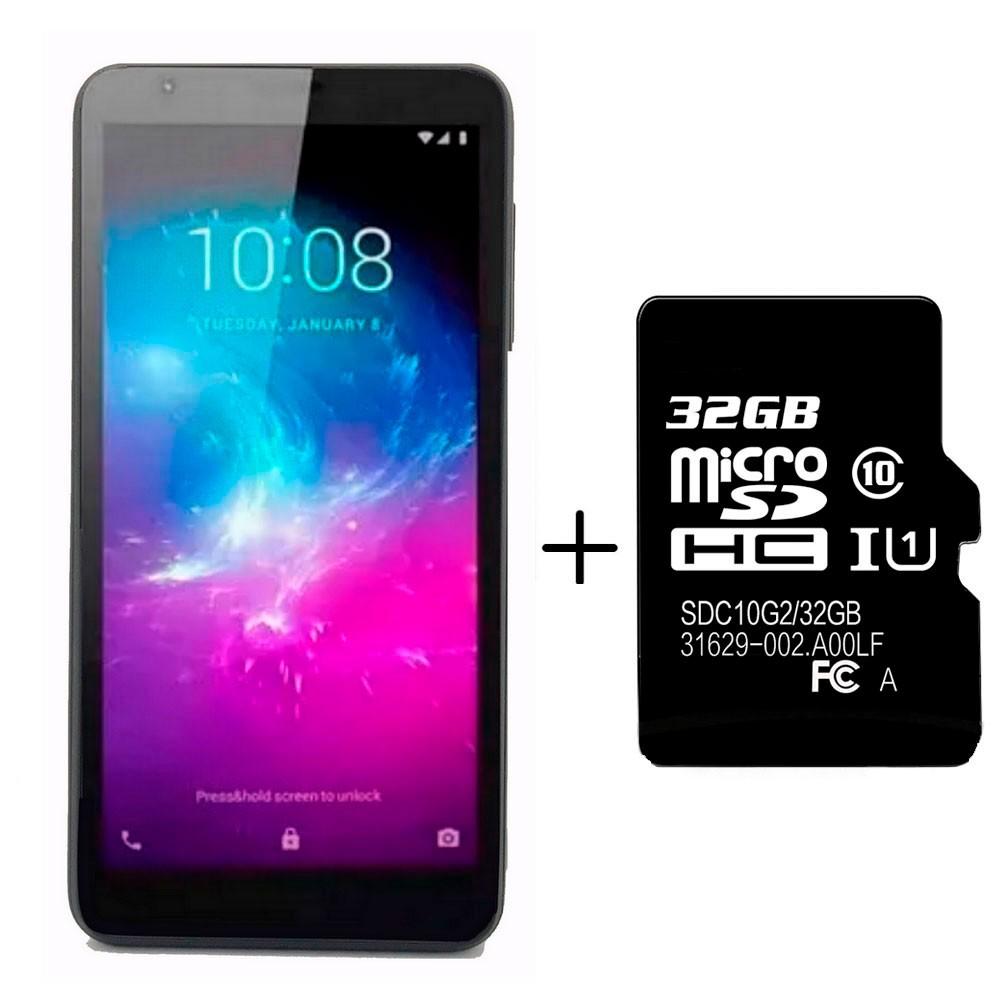 Smartphone Zte Blade A3 Lite 5'' 4g 48gb (16gb+32gb Cartão)