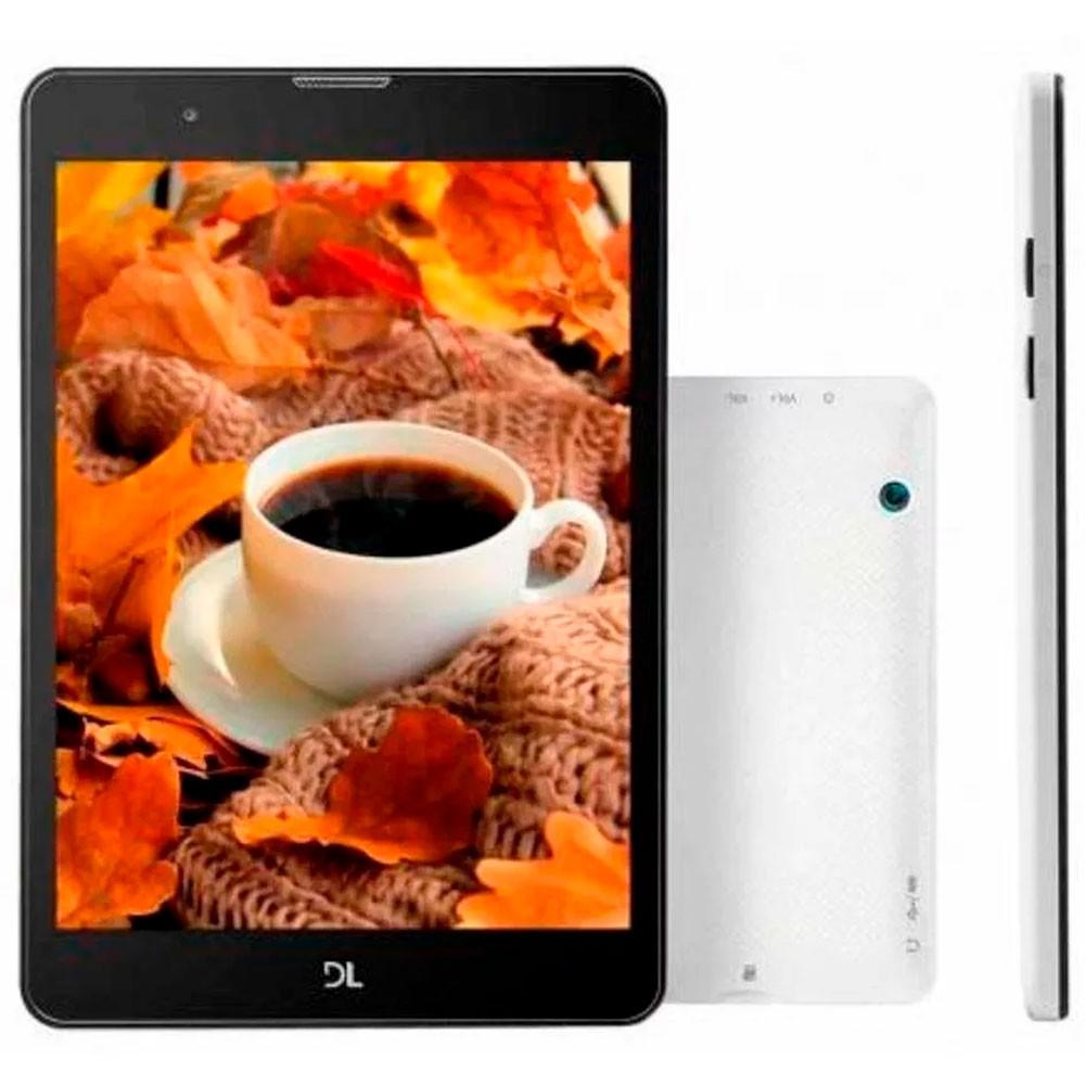 Tablet DL Horizon Lite Branco Tela 7.85 3g E Wi-fi 8gb