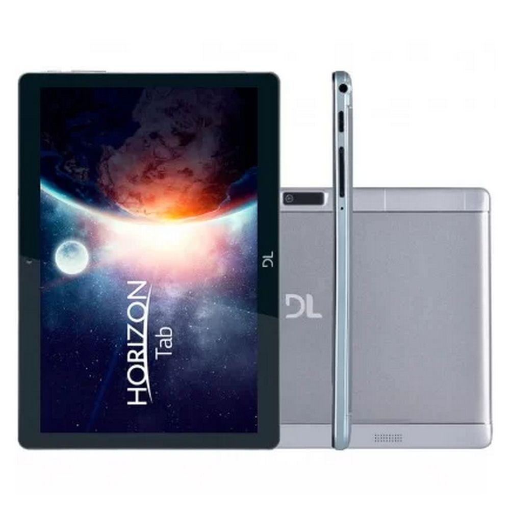 Tablet DL Horizon Tab T10 3g Wifi 16gb Dual Chip Quadcore
