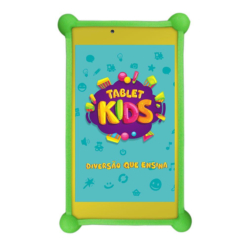 Tablet DL Kids C10 7'' Wifi 8gb Quadcore 1.2ghz