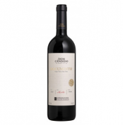 VINHO DOM CÂNDIDO MERLOT DOCUMENTO D.O. 2014 - 750ML