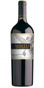 VINHO MONTES SELLECCION LIMITADA CABERNET/CARMENERE 2017 - 750ML