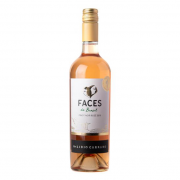 VINHO LIDIO CARRARO FACES DO BRASIL ROSÉ - 750ML