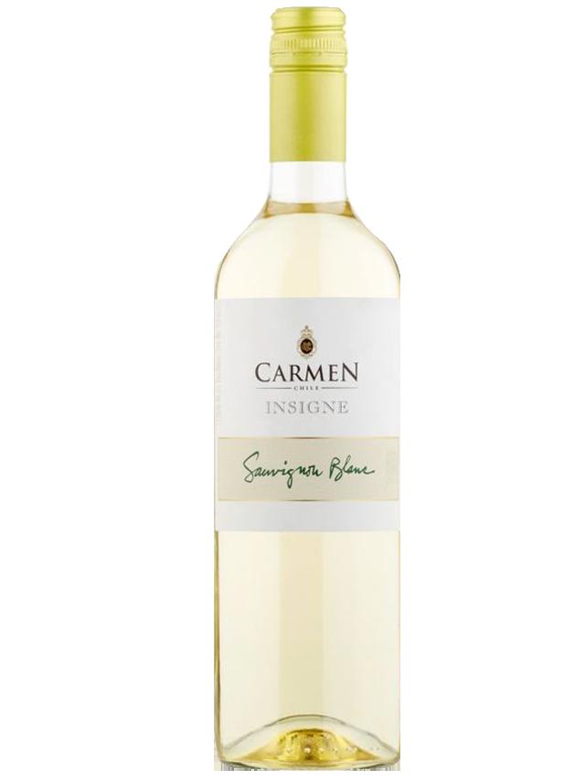 Vinho Branco Carmen Insigne Sauvignon Blanc - 750ml