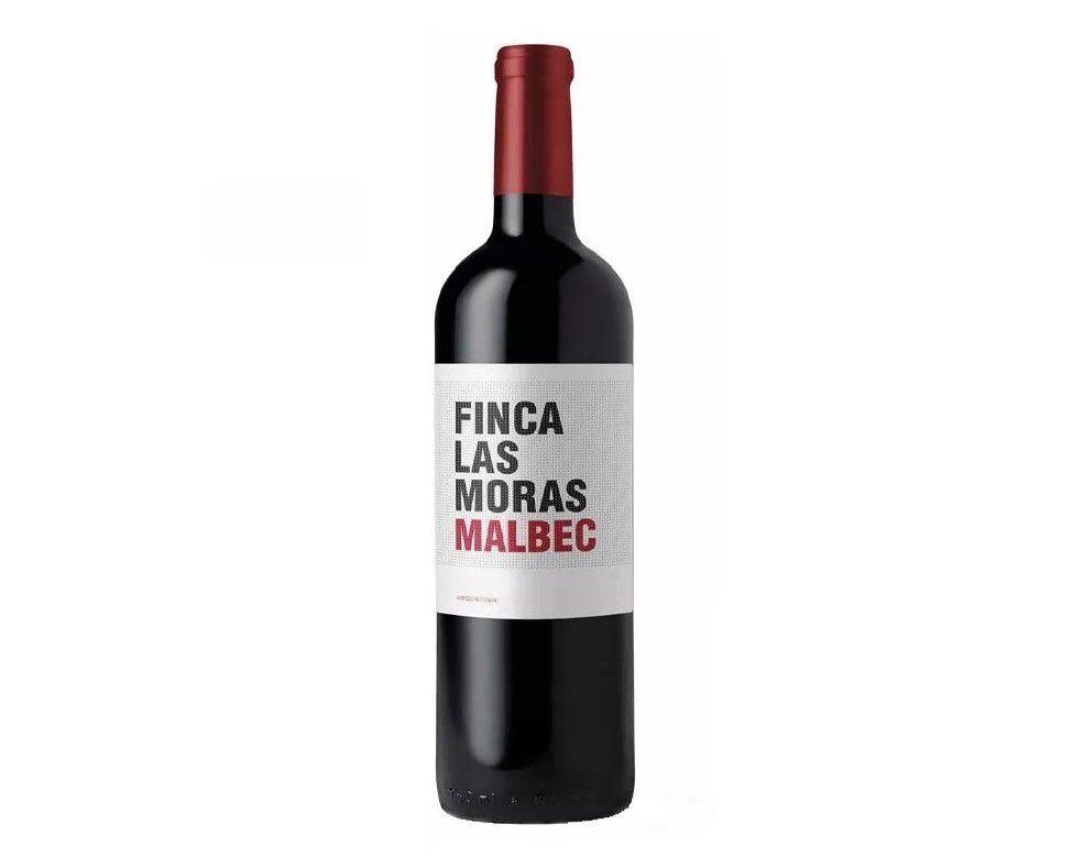 VINHO FINCA LAS MORAS MALBEC  750ML - 2019