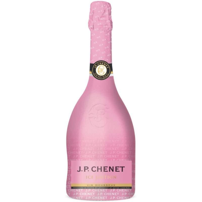 ESPUMANTE JP CHENET ICE EDITION DEMI-SEC ROSÉ - 750ML