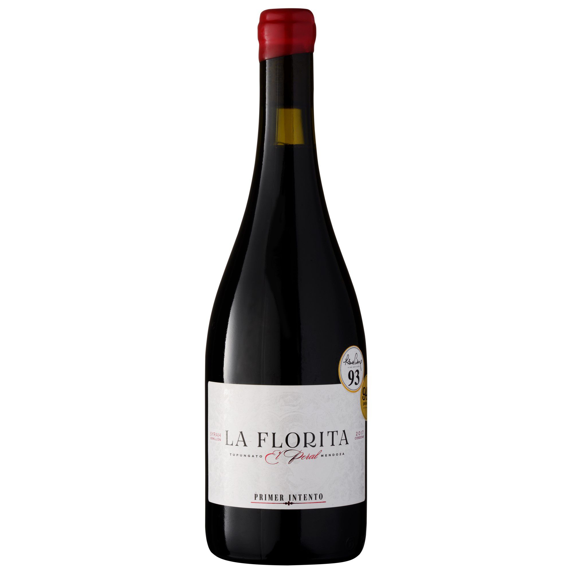 VINHO LA FLORITA PRIMER INTENTO SYRAH - 750ML