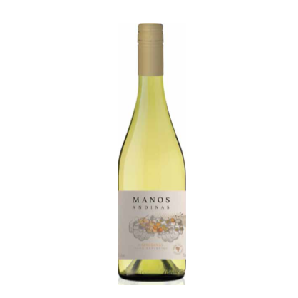 MANOS ANDINAS CHARDONNAY - 750ML