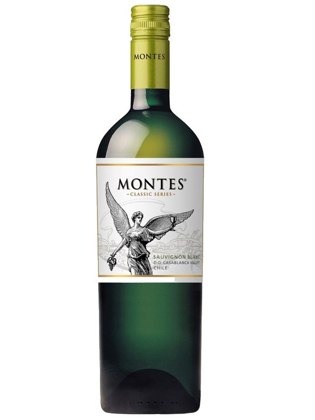 VINHO MONTES SAUVIGNON BLANC RESERVA - 750ML