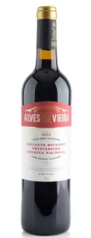 VINHO ALVES VIEIRA TINTO - 750ML