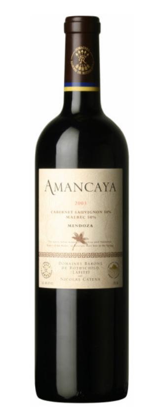 VINHO AMANCAYA - 750ML