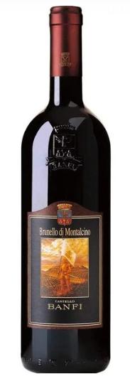 VINHO BANFI BRUNELLO DI MONTALCINO - 750ML