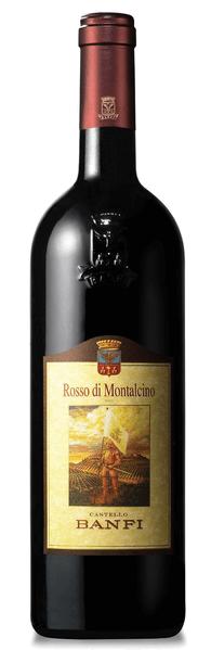 VINHO BANFI ROSSO DI MONTALCINO - 750ML