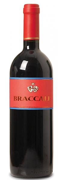 VINHO BRACCALE IGT TOSCANA 2015 - 750ML