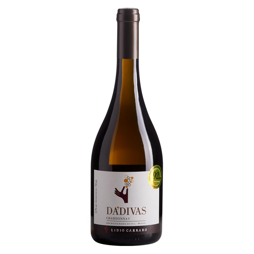 Vinho Branco Lidio Carraro Dádivas Chardonnay - 750ML